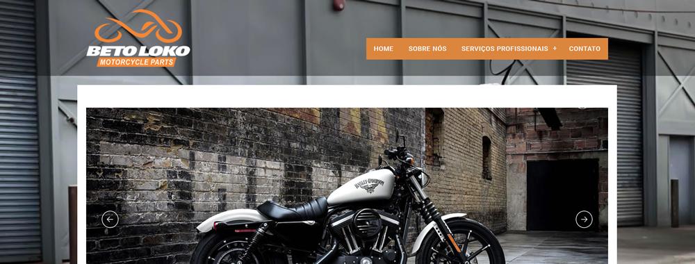 Beto Loko Motorcycle