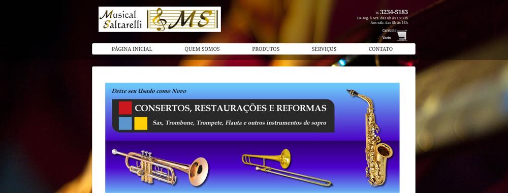 Musical Saltarelli