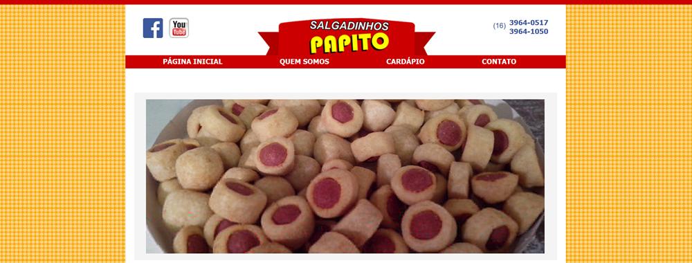 Salgadinhos Papito