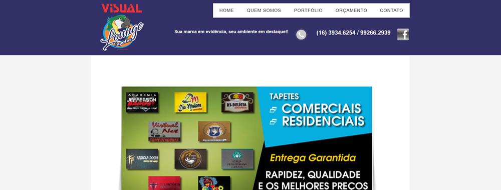 Tapetes Visual